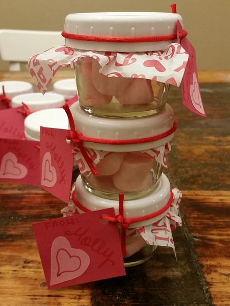 Molly valentine gifts for her class