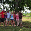 Tim, Kate, Luke, Elissa, Leslie, Sarah & Dave