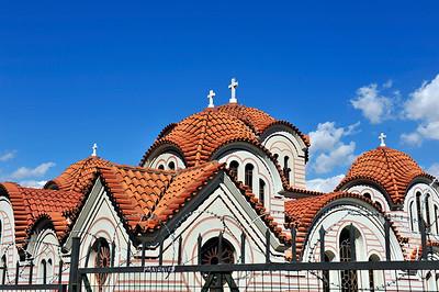 Church of Agina Marina - Filopappos Hill.