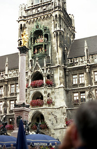 "'""The Glockenspiel""  tower."