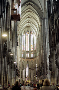 Cologne Cathedral - Cologne, Germany.
