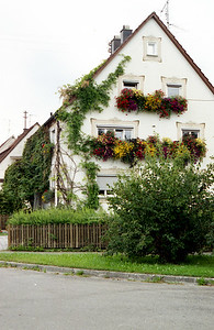 Baenfels, Germany.