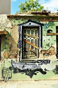 Gazi, Athens, Greece.