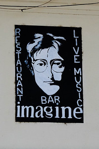 Everyone knows John Lennon and the Beatles.