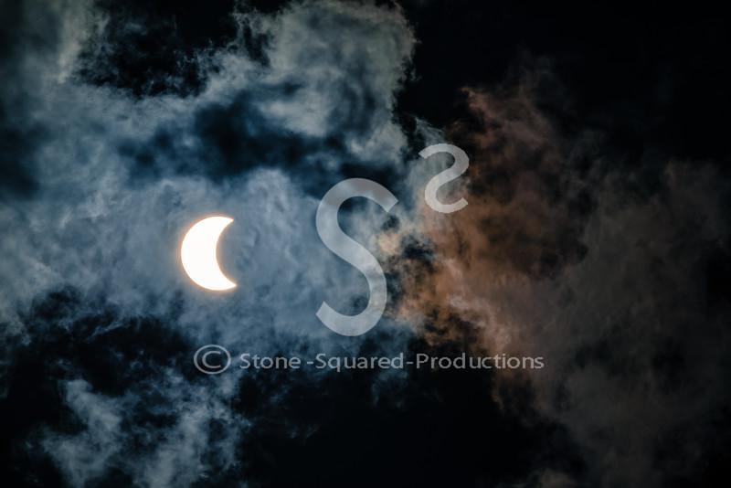 Quarter Eclipse