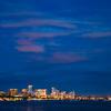 Perth Skyline - Australia Day
