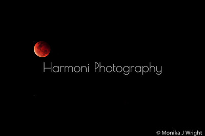 Perth Blood Moon