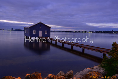 Perth Boatshed at 0649am