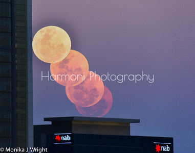 Perth Supermoon 2016