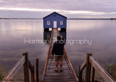 Perth Boatshed at 0657am