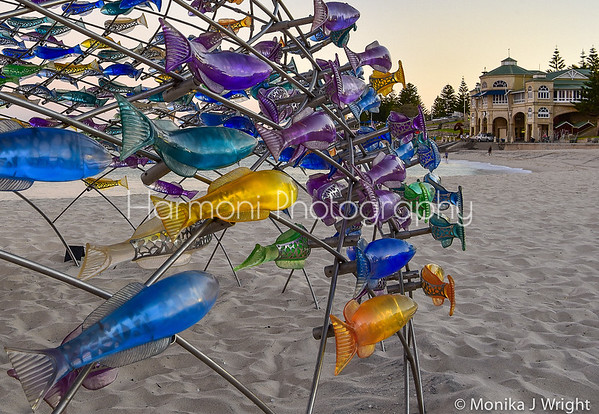Harmoni Photography Sculptures by the Sea