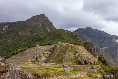 Machu Pichu mountain