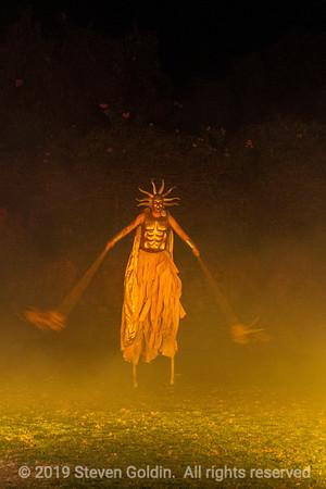 Peruvian Folklore Performance at Sol y Luna resort