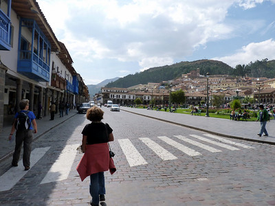 Off to explore Cuzco