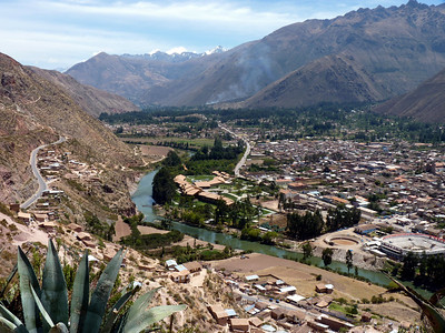 Sacred Valley- Town of Urubamba