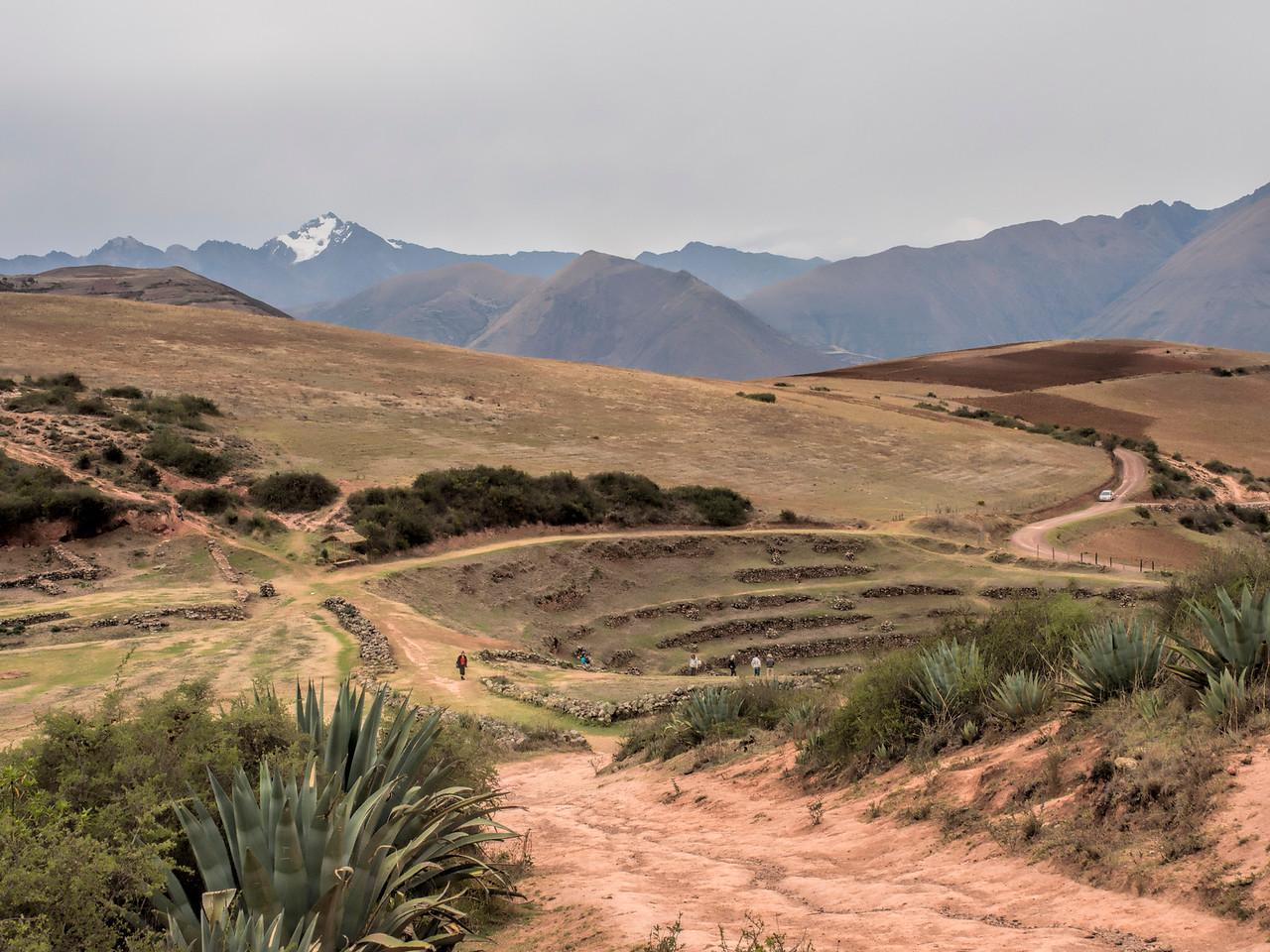 Moray, Sacred Valley, Peru