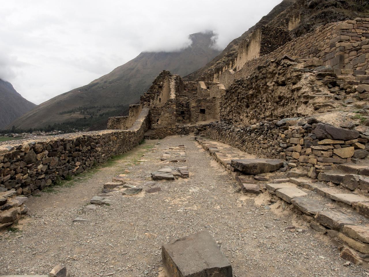 Ollantaytambo, Sacred Valley, Peru