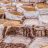 Salineras salt pans, Sacred Valley, Peru