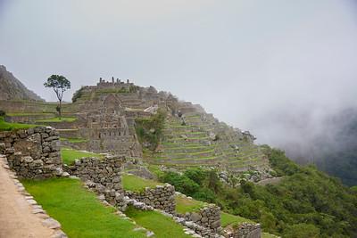 Machu Picchu Hike 3 Julia
