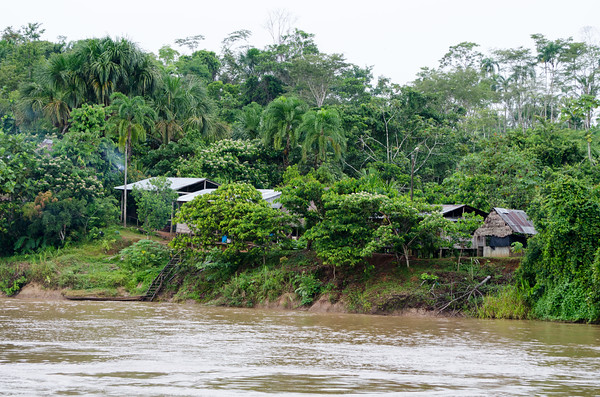 Amazon River Village and Family Lunch