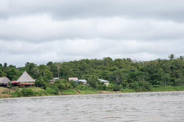Iquitos to Nauta to La Perla