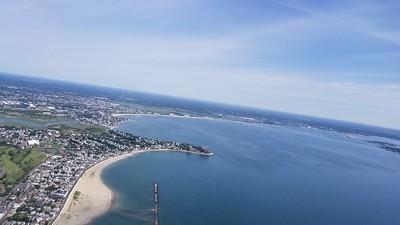 Boston cape view