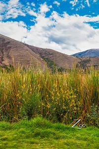 lunch stop  near cusco..