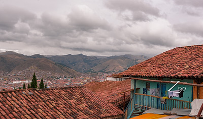cusco city view