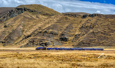 peru rail - this is a12 hour rail from cusco to puno. must be amazing... stopping at each town..