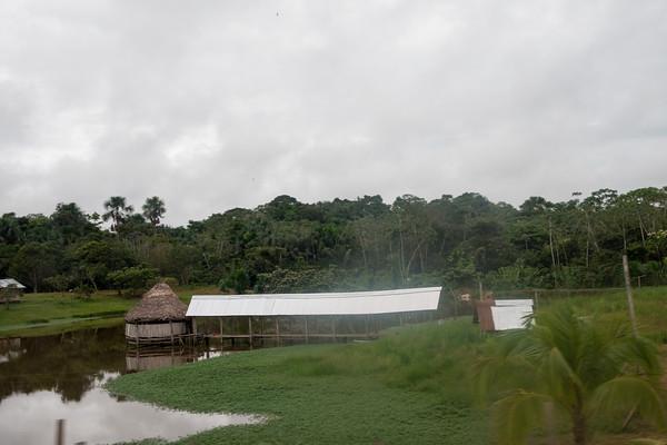 La Perla to Nauta to Iquitos
