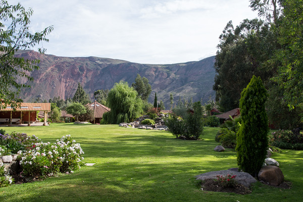 Villa Urubamba Lodge