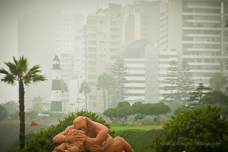 Lovers in Lima