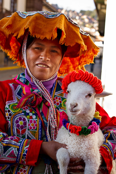 Traditional in Cusco