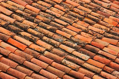 A Tile Roof: Lima, Peru