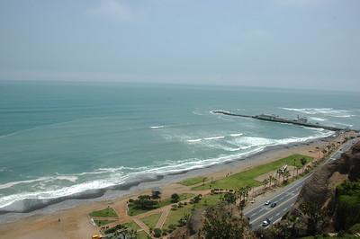 Pacific Ocean: Lima, Peru