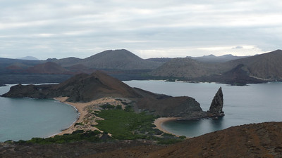Bartolome Island.  Famous.