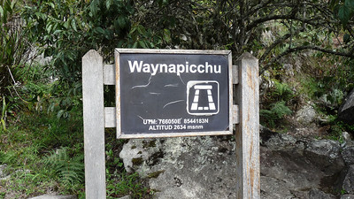 It's free to enter Waynapicchu, and climb to the top of the mountain, but they limit it to the first 300 people everyday.  That's it.  Do it early.