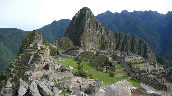 Machu Picchu was built around 1460, served as the capital for the Incas, but they abandoned the site a hundred years later fleeing from the Spanish invasion, and also hoping that the Spanish would not find or destroy the site.  Fortunately, they were right!