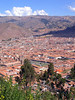There is an excellent view of Cusco's main square from above