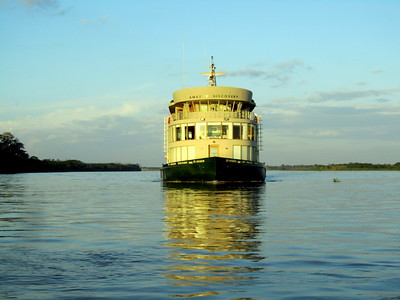 Amazon - Amazon Discovery Boat