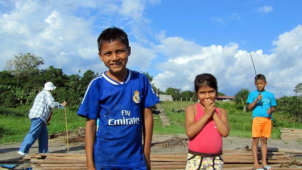 Amazon - Santa Ana Village