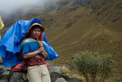 Inca Trail. Day 2. 11.24.07