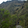 Inca trail, ruins, macchu picchu, hiking, landscape, mountains, trail, jungle, clouds, peru, latin america, backpacker, snow, rain, fog, porters, camping, tour,