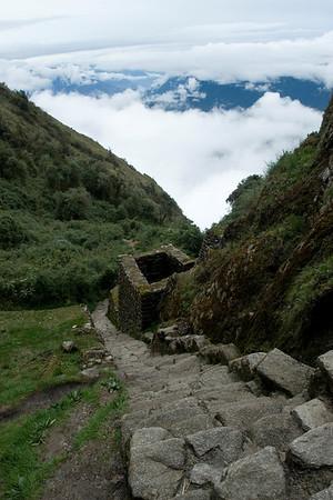 Inca Trail Day 3.
