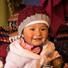 The cutest and sweetest baby in all of Peru!