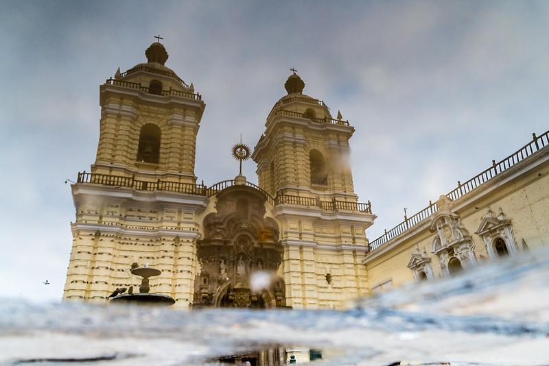 Church of San Francisco, Lima