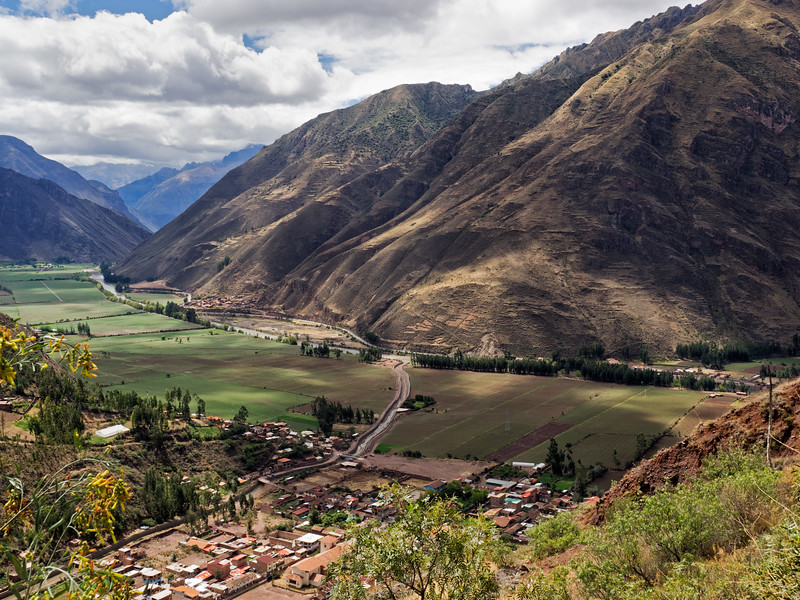 "Peru's ""Sacred Valley"""