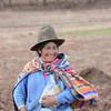 Happy Potato Farmer