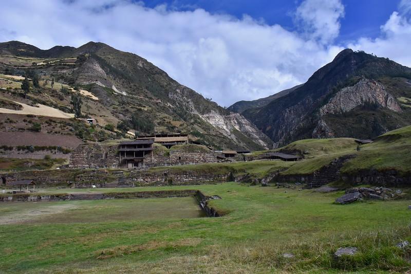 Chavin de Huantar, Peru