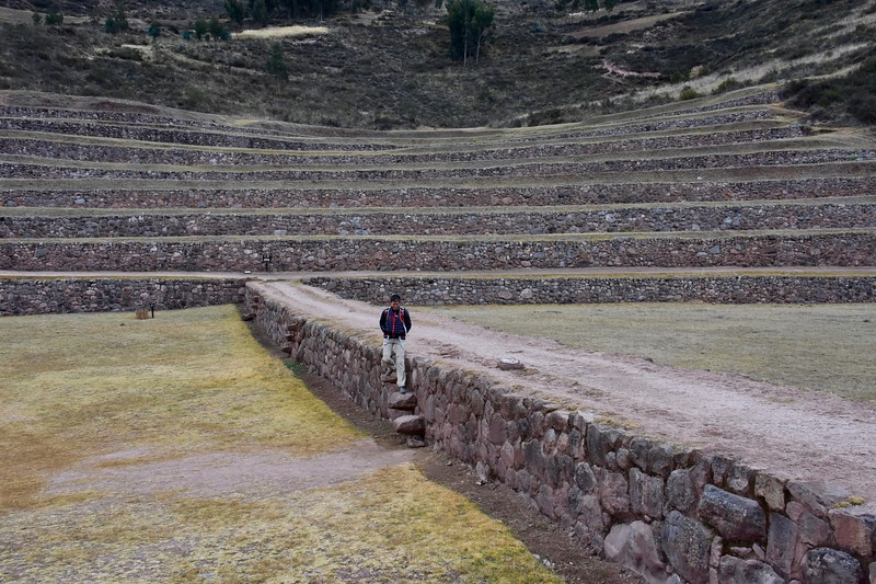 Moray, Cusco, Peru
